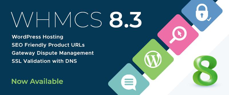 دانلود whmcs 8.3